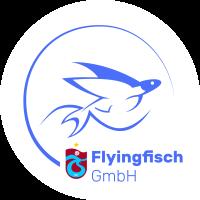 Logo von zuverlässigen Fischlieferant in Berlin - Flying Fisch GmbH